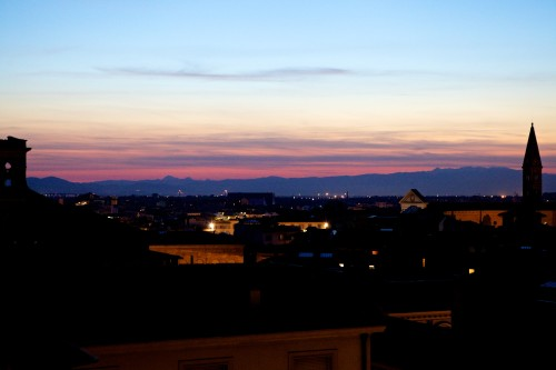 Platinhome Florence Italy View