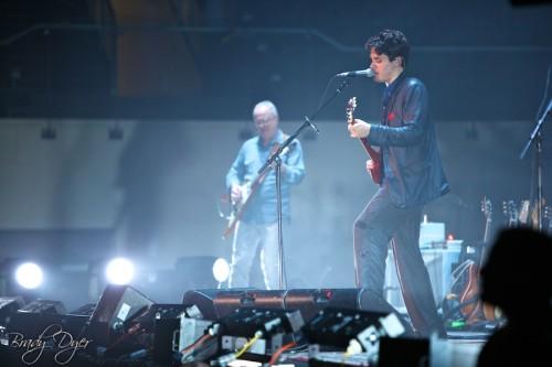 John Mayer in Wellington
