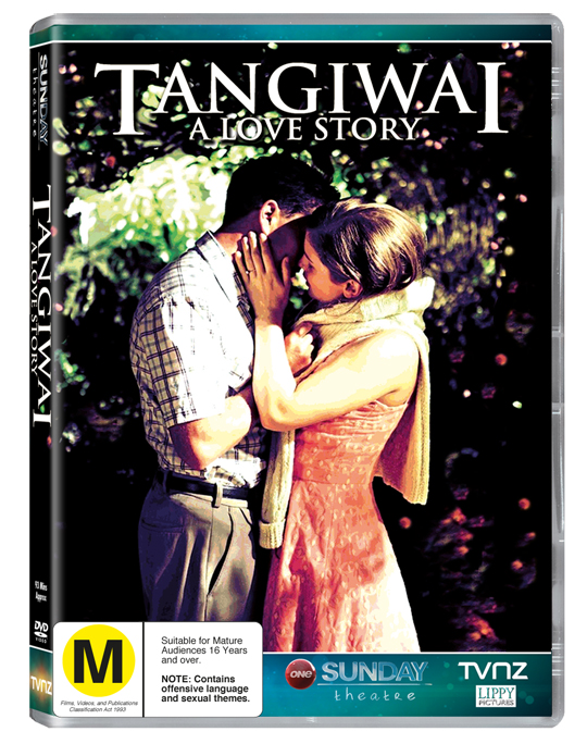 Tangiwai DVD Cover