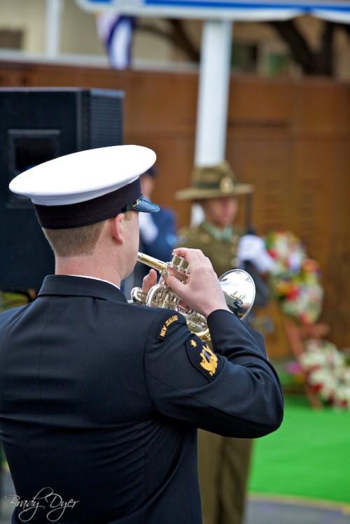 Unveiling and Dedication of the Gilbert Islands Coastwatchers Memorial
