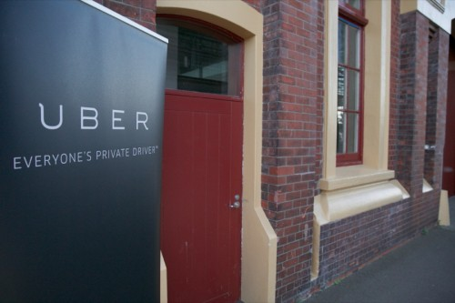 Uber Wellington Launch 0019