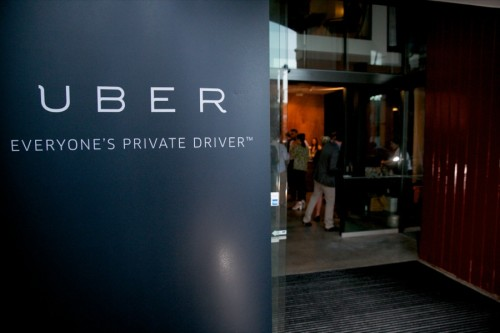 Uber Wellington Launch 0020