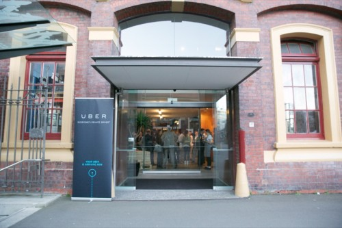 Uber Wellington Launch 0026