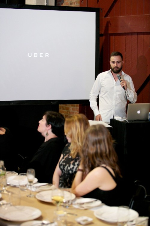 Uber Wellington Launch 0068