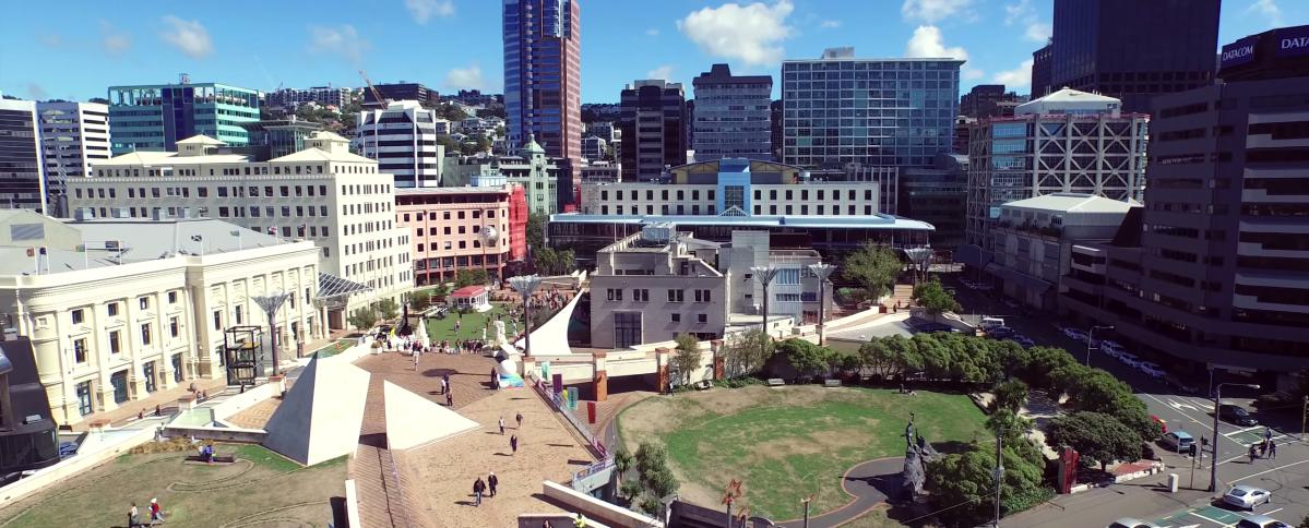 wellington-drone-video