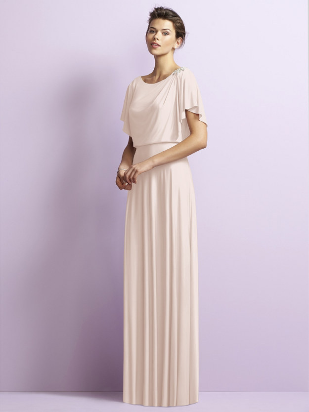 This slinky Great Gatsby-inspired dress — $156