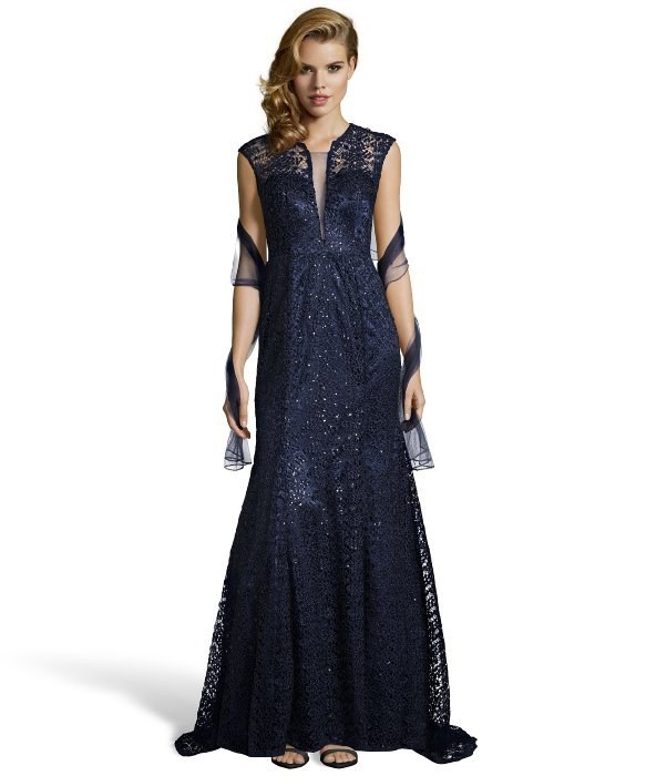 This dazzling and regal gown — $144.50