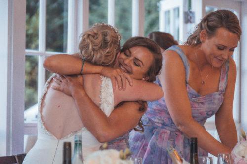 Rosie Ginger Wedding Lodge at Inlet 108