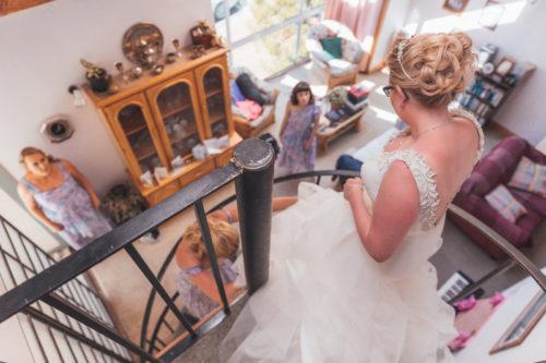 Rosie Ginger Wedding Lodge at Inlet 44