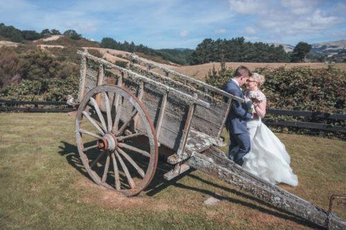 Rosie Ginger Wedding Lodge at Inlet 79