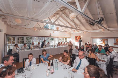 Rosie Ginger Wedding Lodge at Inlet 98