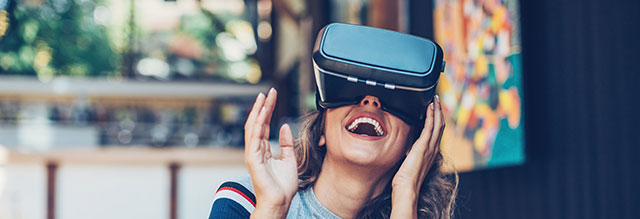 360-Degree Virtual Reality